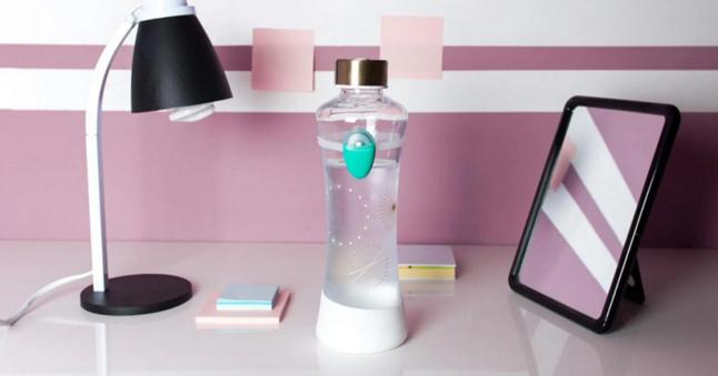 Branded smart hydration reminder